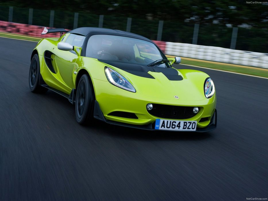 2015 Lotus Elise S Cup coupe cars wallpaper