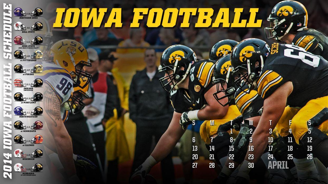Iowa Hawkeyes College Football Wallpaper 2400x1350 597205 Wallpaperup