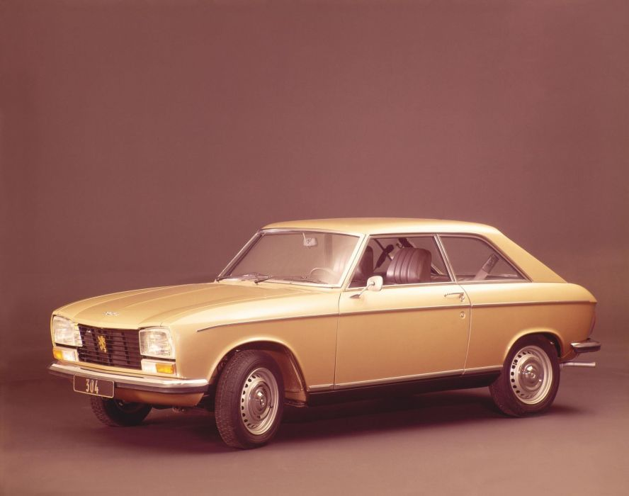 PEUGEOT 304 coupe classic cars french wallpaper