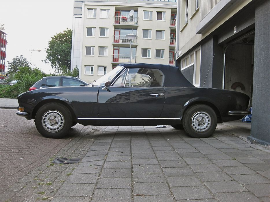 cars classic french peugeot 504 cabriolet convertible wallpaper