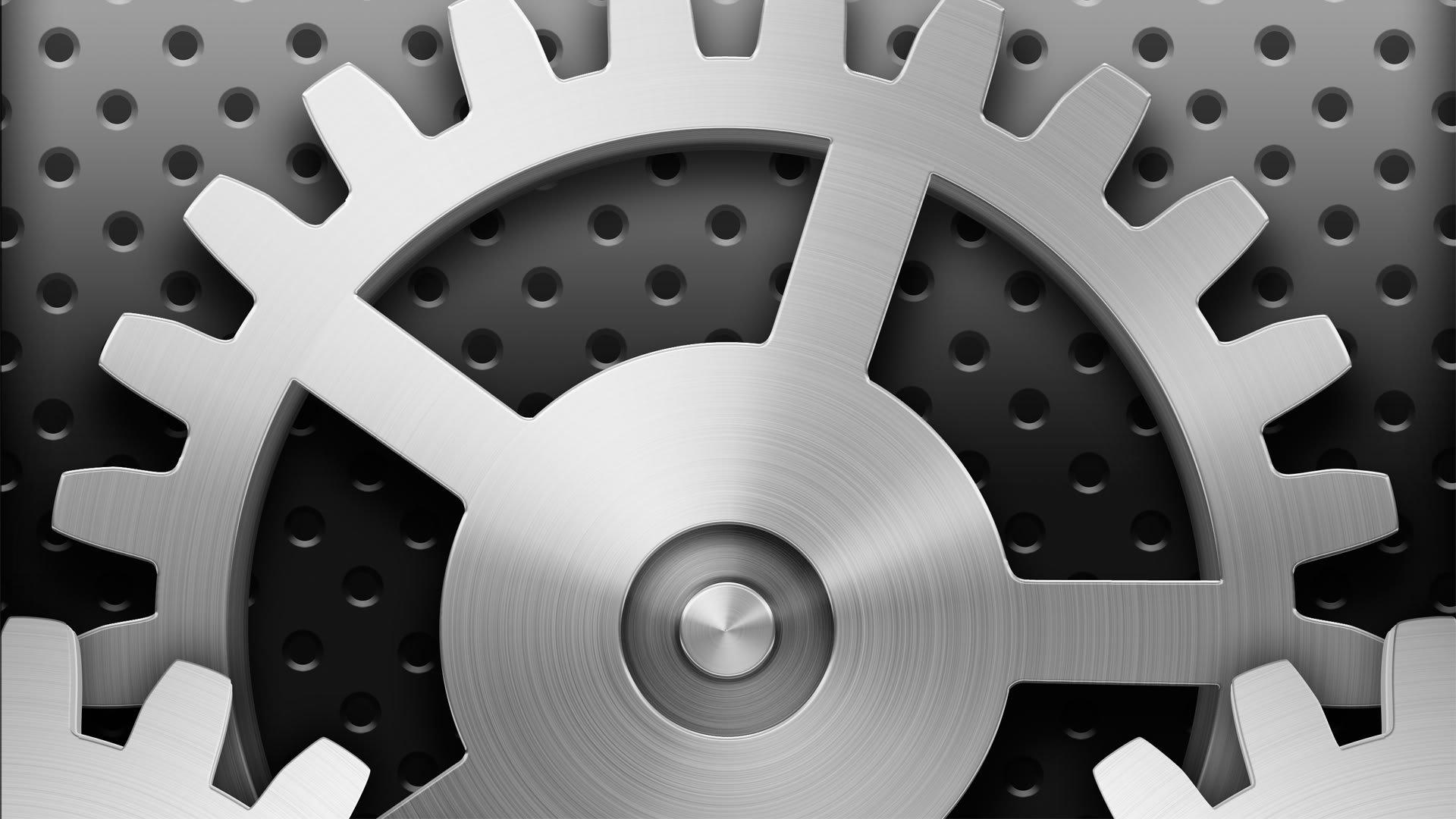 Mechanical Design Wallpaper Gears Mechanical Technics