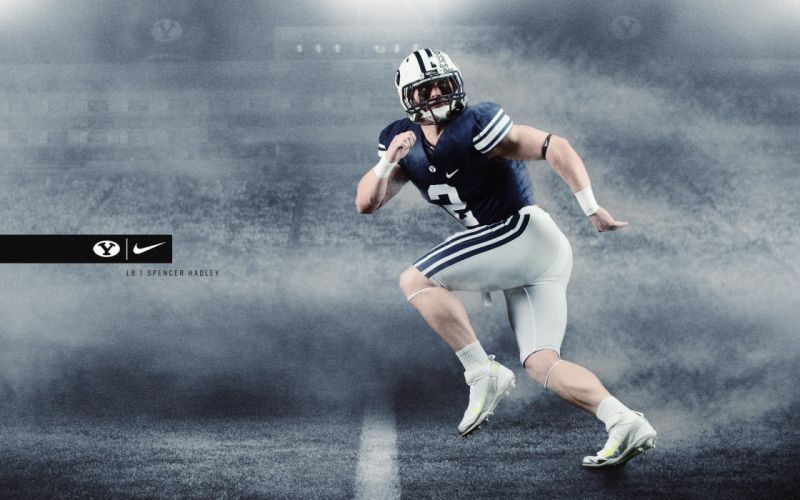 BRIGHAM YOUNG COUGARS college football byu wallpaper