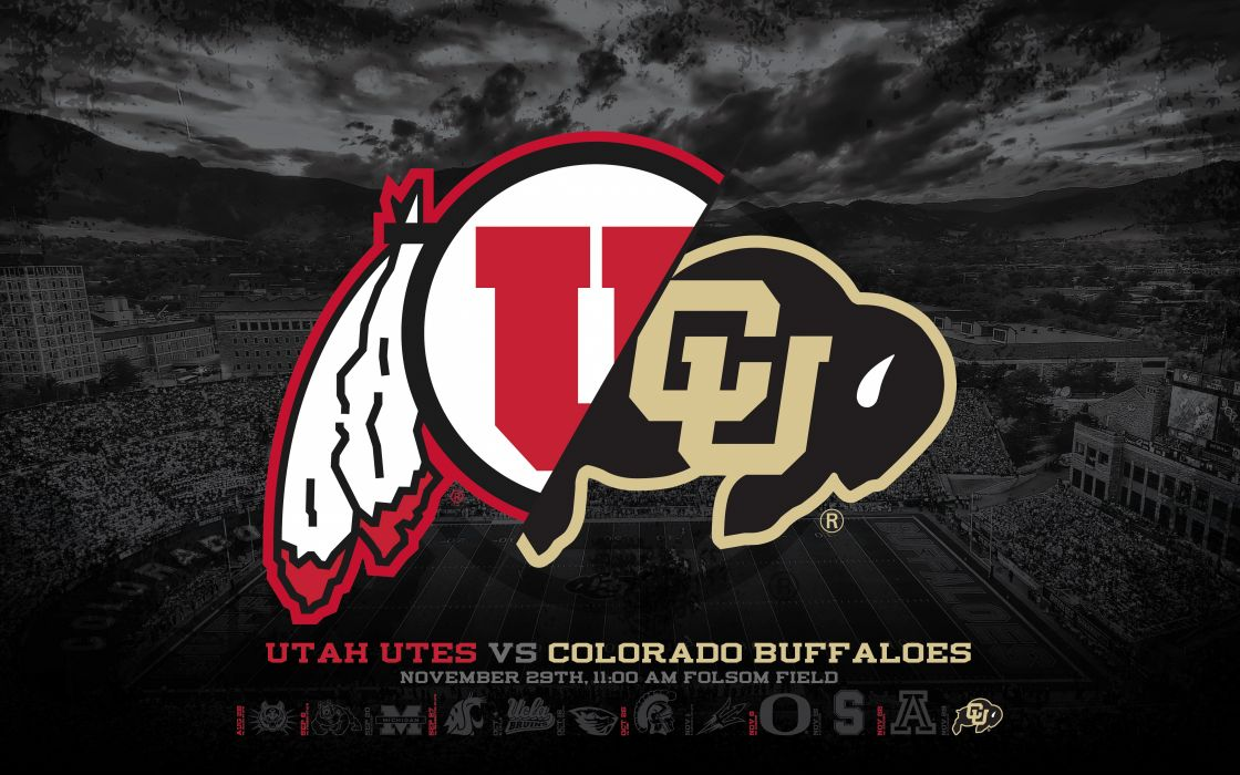 UTAH UTES College Football Wallpaper