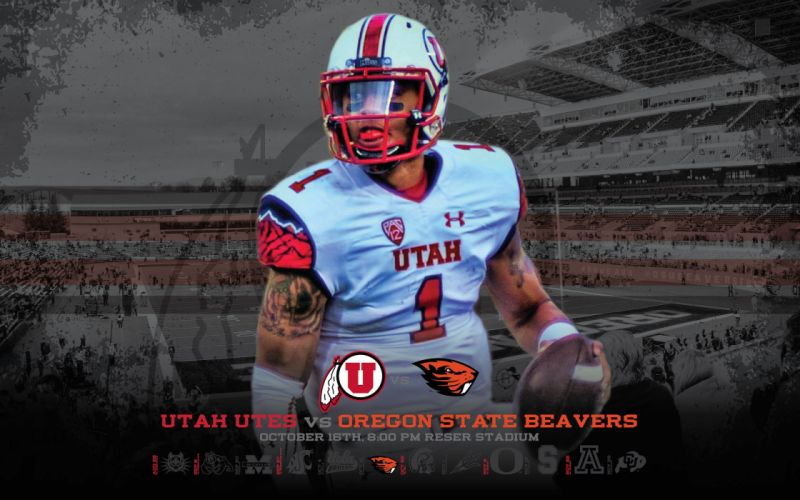 UTAH UTES college football wallpaper