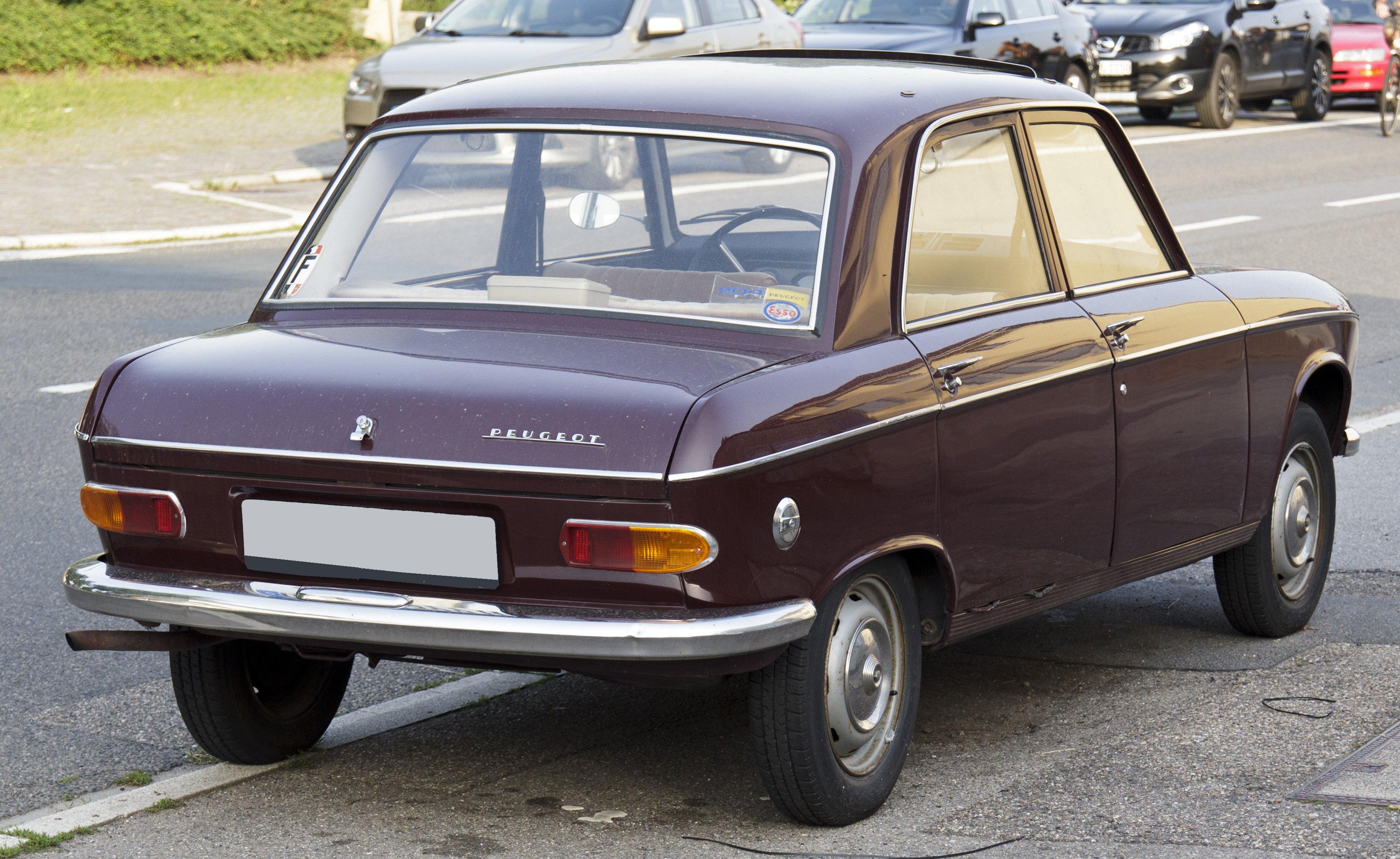 Peugeot 204 cars classic french sedan wallpaper | 3528x2165 | 597760 ...