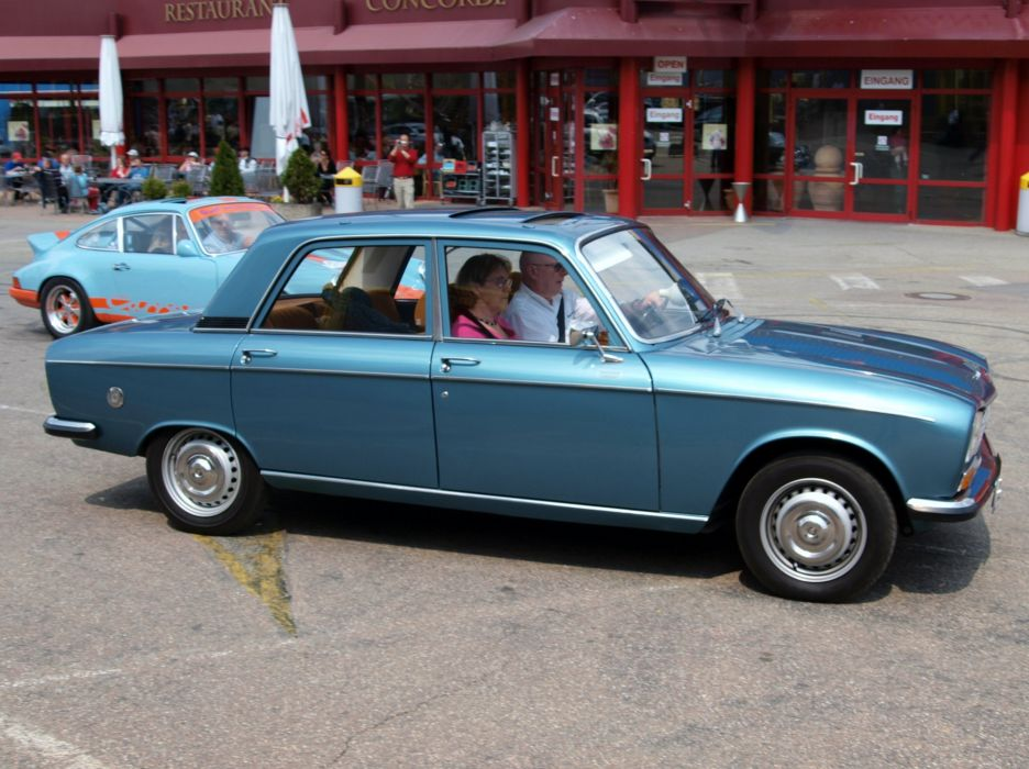 Peugeot 304 cars classic french sedan wallpaper