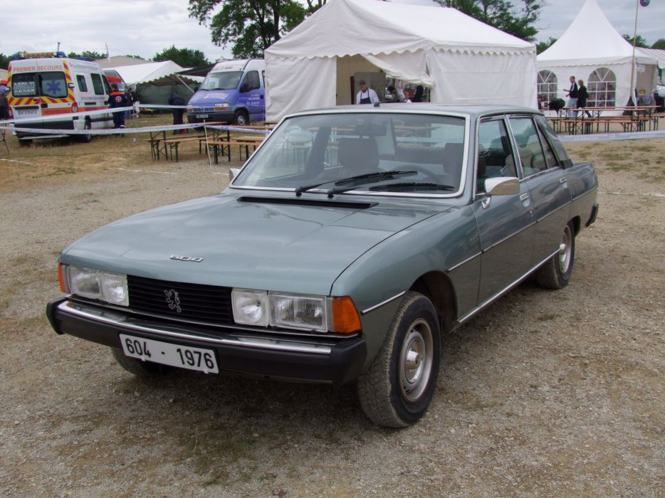 604 peugeot cars classic french sedan wallpaper