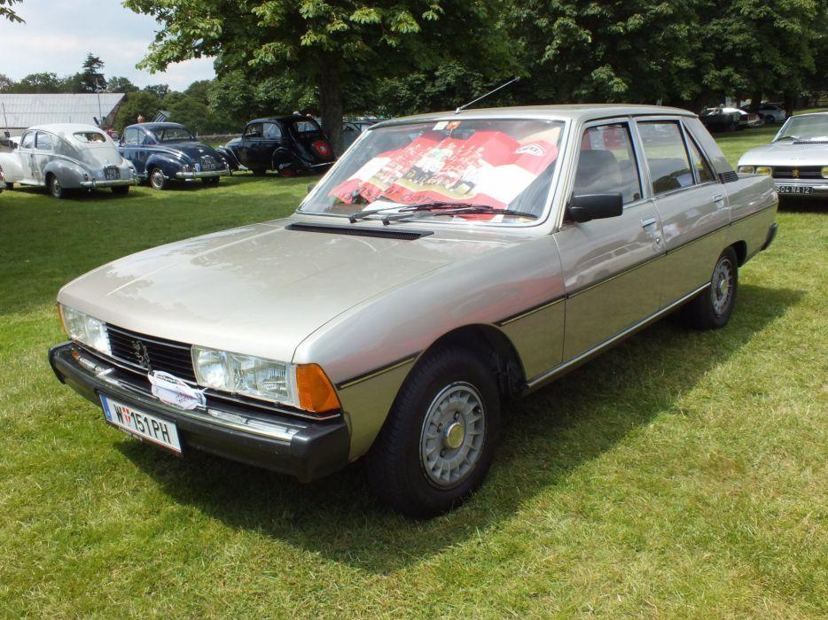 604 peugeot cars classic french sedan wallpaper