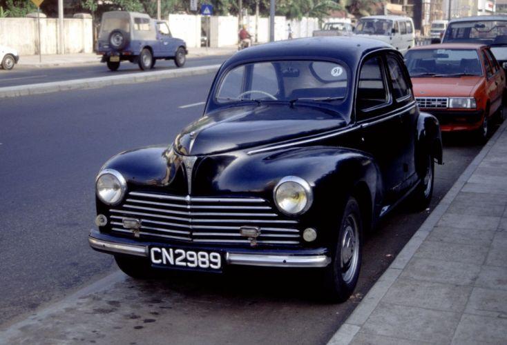 603 peugeot cars classic french sedan wallpaper