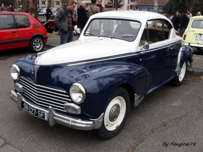 203 cars classic coupe french Peugeot wallpaper