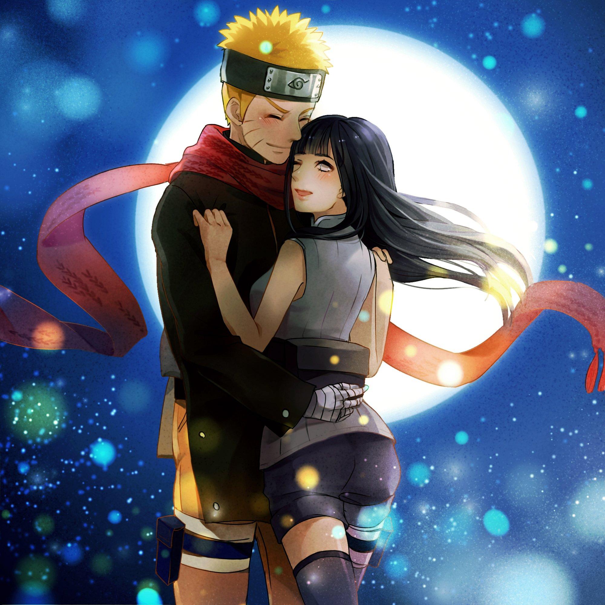 NARUTO Hyuuga Hinata Uzumaki Naruto Wallpaper