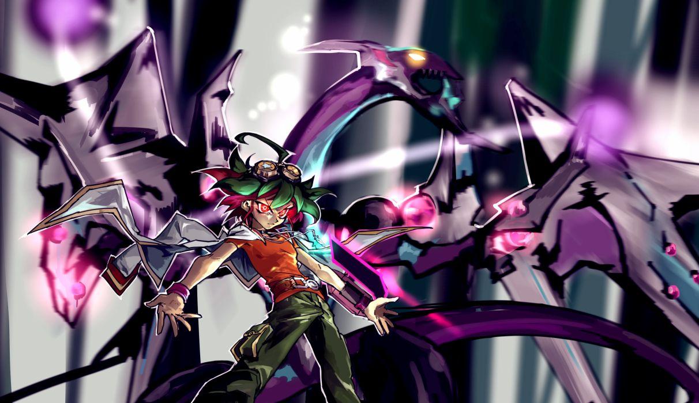 Yu Gi Oh Arc V Yu Gi Oh Dark