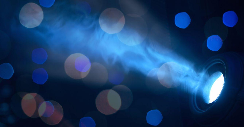 bokeh blue background light wallpaper