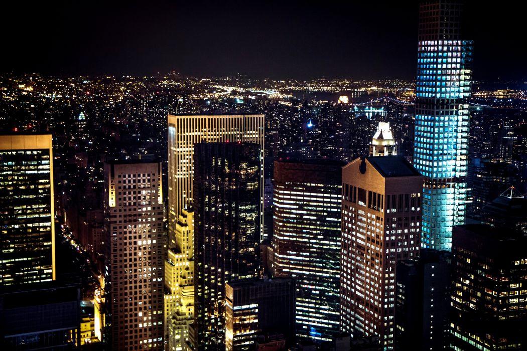 manhattan nyc new york usa wallpaper