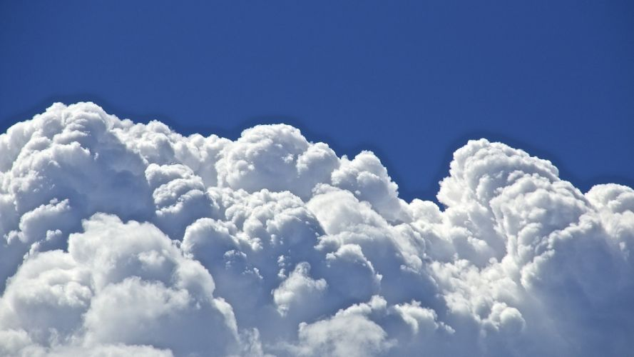 Sky Clouds Nature wallpaper