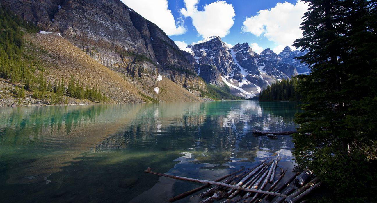 Valley of the Ten Peaks Alberta