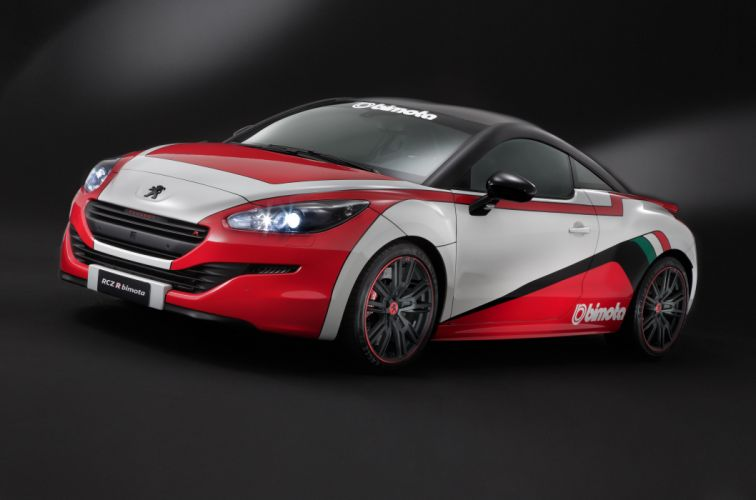 2015 Peugeot RCZ R Bimota supercar wallpaper
