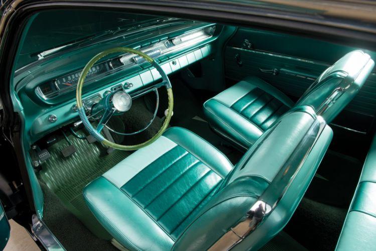 1961 Pontiac Ventura Super Duty 421 Hardtop Coupe muscle classic superduty wallpaper