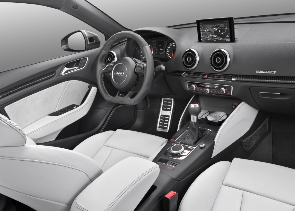 2015 Audi RS3 Sportback 8-V wallpaper