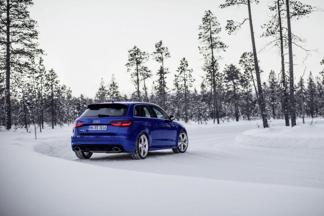2015 Audi RS3 Sportback 8-V wallpaper