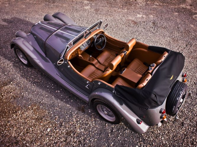 2006 Morgan 4-4 Seater luxury wallpaper