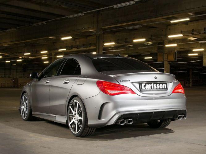 2014 Carlsson Mercedes Benz CLA Klasse C117 tuning wallpaper