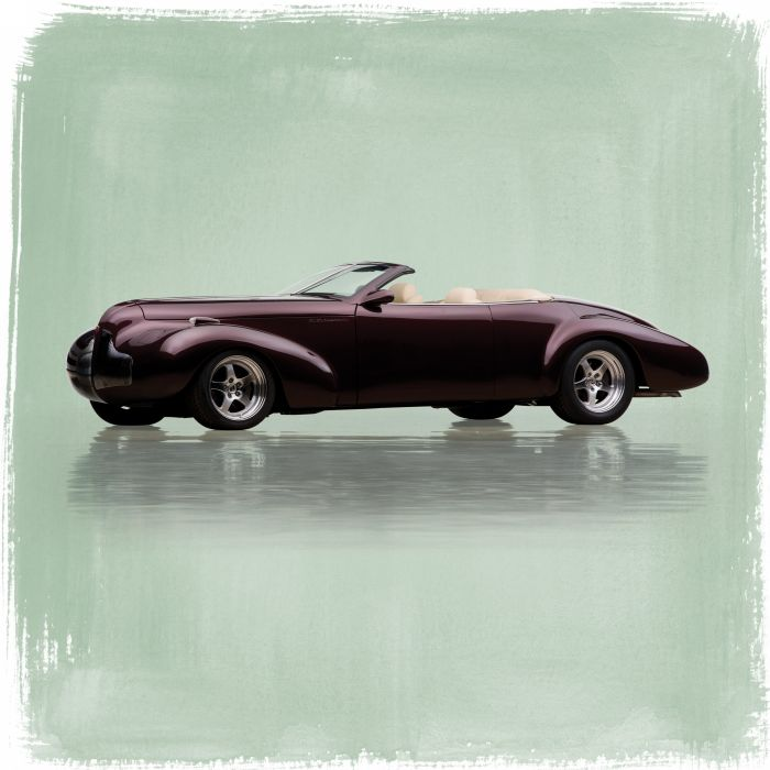 2000 Buick Blackhawk Concept supercar wallpaper