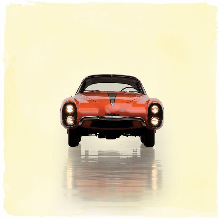 1955 Lincoln Indianapolis Concept Boano indy retro vintage luxury supercar wallpaper