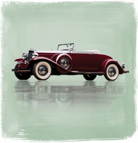 1931 Marmon Sixteen Convertible Coupe luxury retro vintage wallpaper