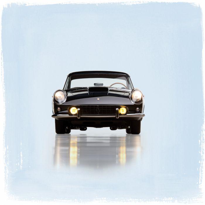 1962 Ferrari 400 Superamerica SWB Cabriolet 3309SA supercar classic wallpaper