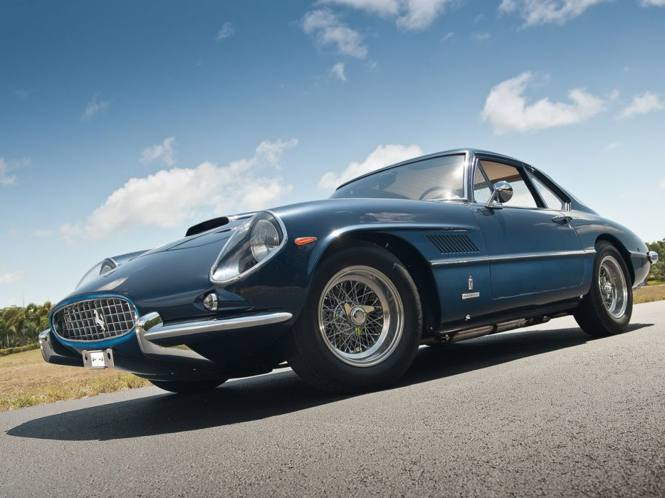 1962 Ferrari 400 Superamerica SWB Coupe Aerodinamico supercar classic wallpaper