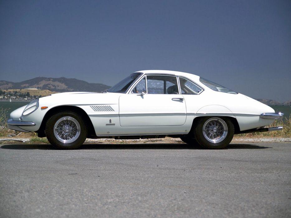 1962 Ferrari 400 Superamerica SWB Coupe Aerodinamico supercar classic wallpaper