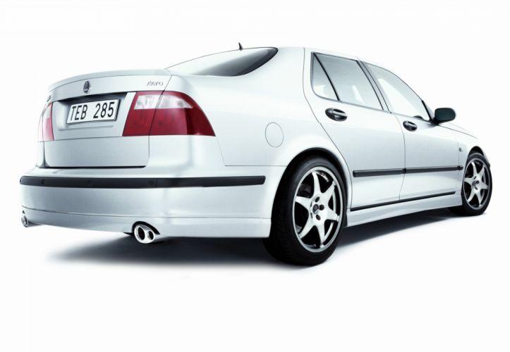 2005 Hirsch Saab 9-5 Aero tuning wallpaper