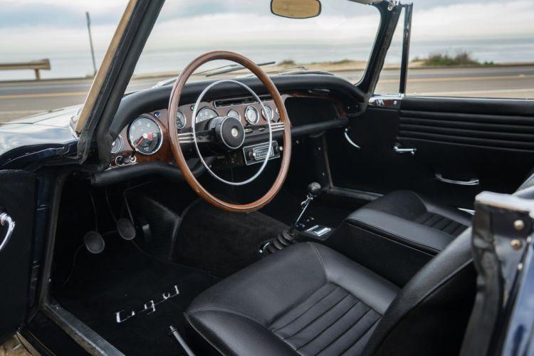1964-67 Sunbeam Tiger US-spec classic convertible wallpaper