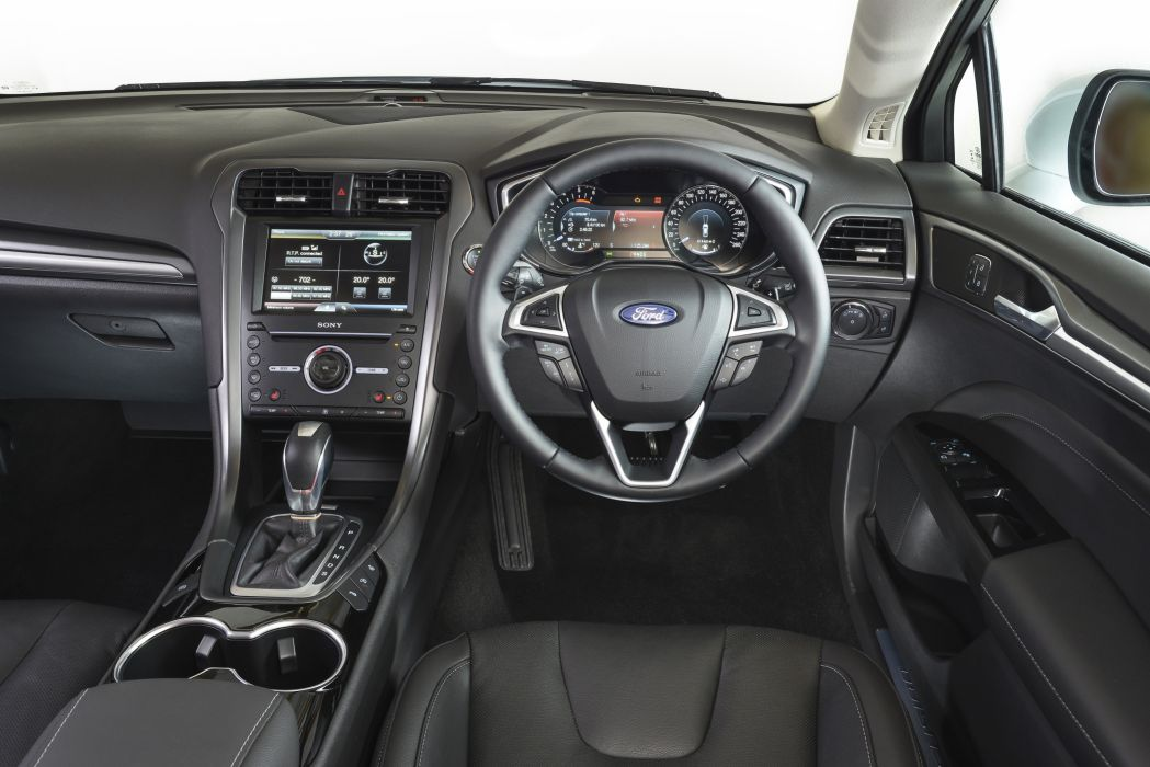 2015 Ford Fusion Titanium ZA-spec wallpaper