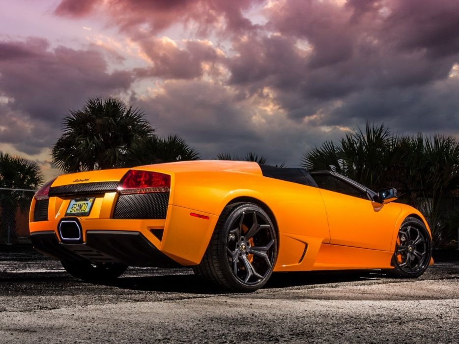 2006-10 lamborghini murcielago lp640 roadster us-spec supercar
