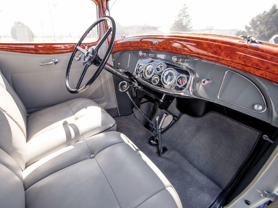 1933 Pierce Arrow Model-836 Club Sedan retro luxury vintage wallpaper