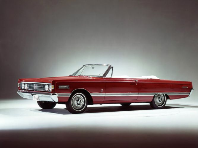 1966 Mercury Park Lane Convertible luxury classic wallpaper