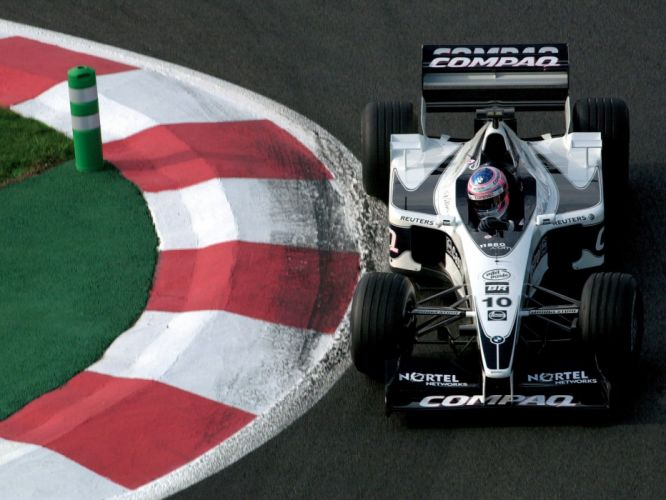2000 BMW Williams FW22 F-1 formula race racing wallpaper