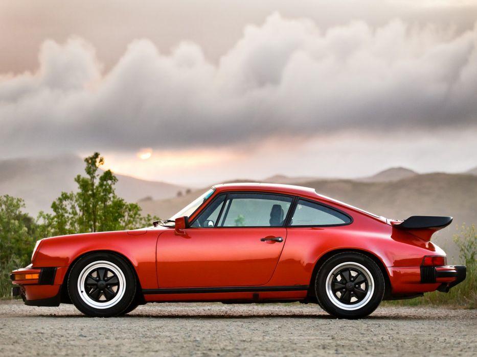 1977-83 Porsche 911SC 3-0 Coupe US-spec 911 wallpaper