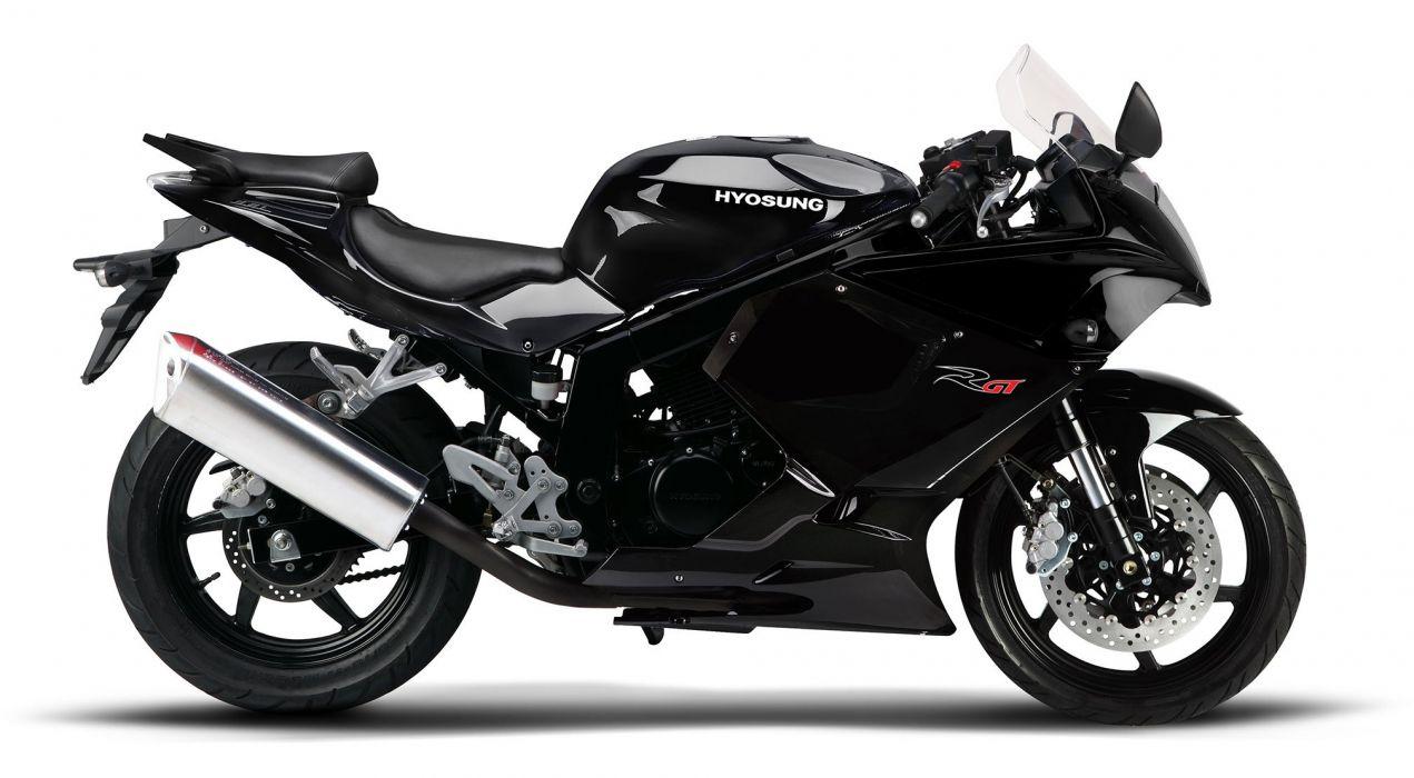 2015 Hyosung GT250R bike motorbike sportbike wallpaper