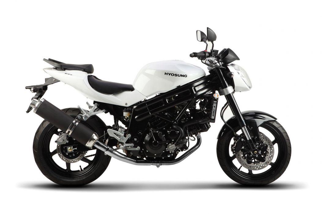 2015 Hyosung GT650 sportbike bike motorbike wallpaper