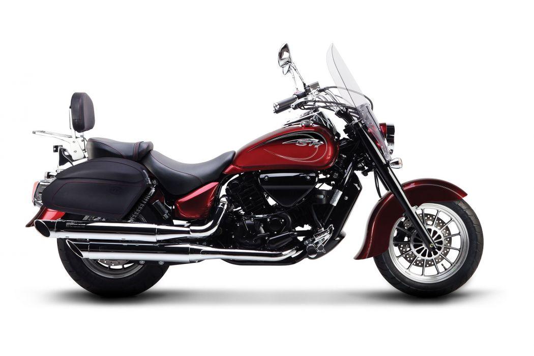 2015 Hyosung ST7 Deluxe luxury cruiser bike motorbike wallpaper