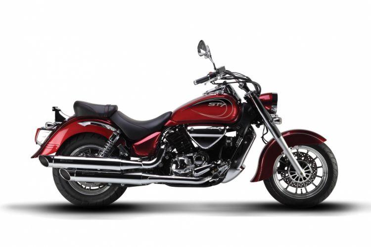 2015 Hyosung ST7 cruiser bike motorbike wallpaper