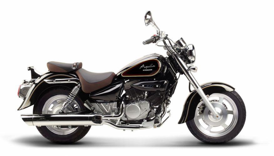 2015 Hyosung GV250 Aquila cruiser bike motorbike wallpaper