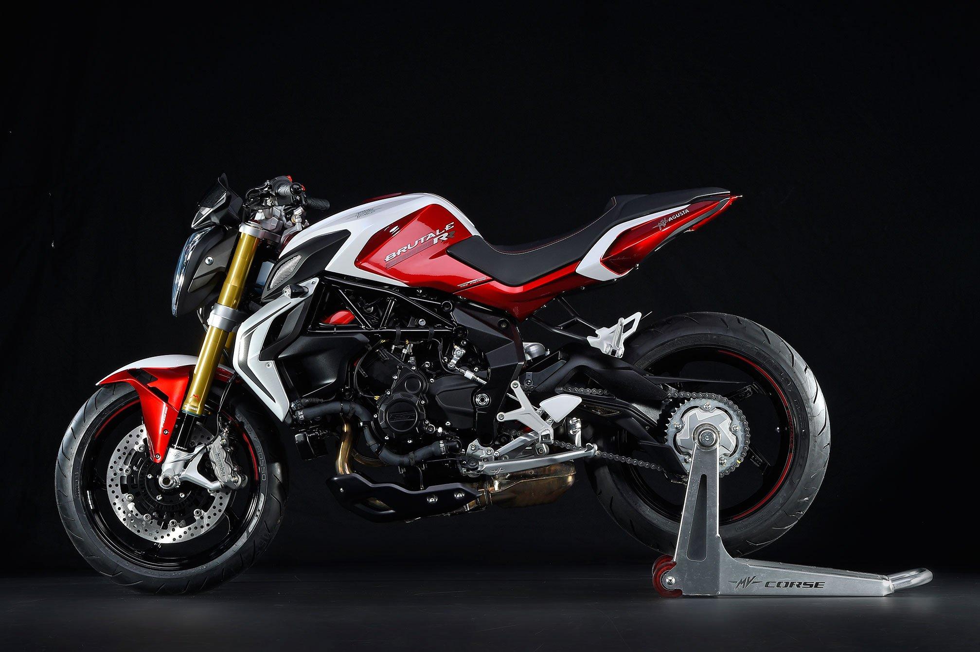Wallpaper Mv Agusta Brutale 800 2017 Automotive Bikes: 2015 MV-Agusta Brutale 800 R-R Superbike Bike Motorbike