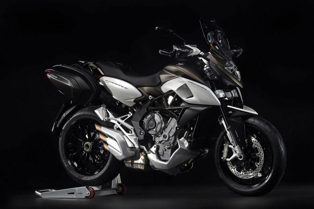 2015 MV-Agusta Stradale 800 touring bike motorbike superbike agusta wallpaper