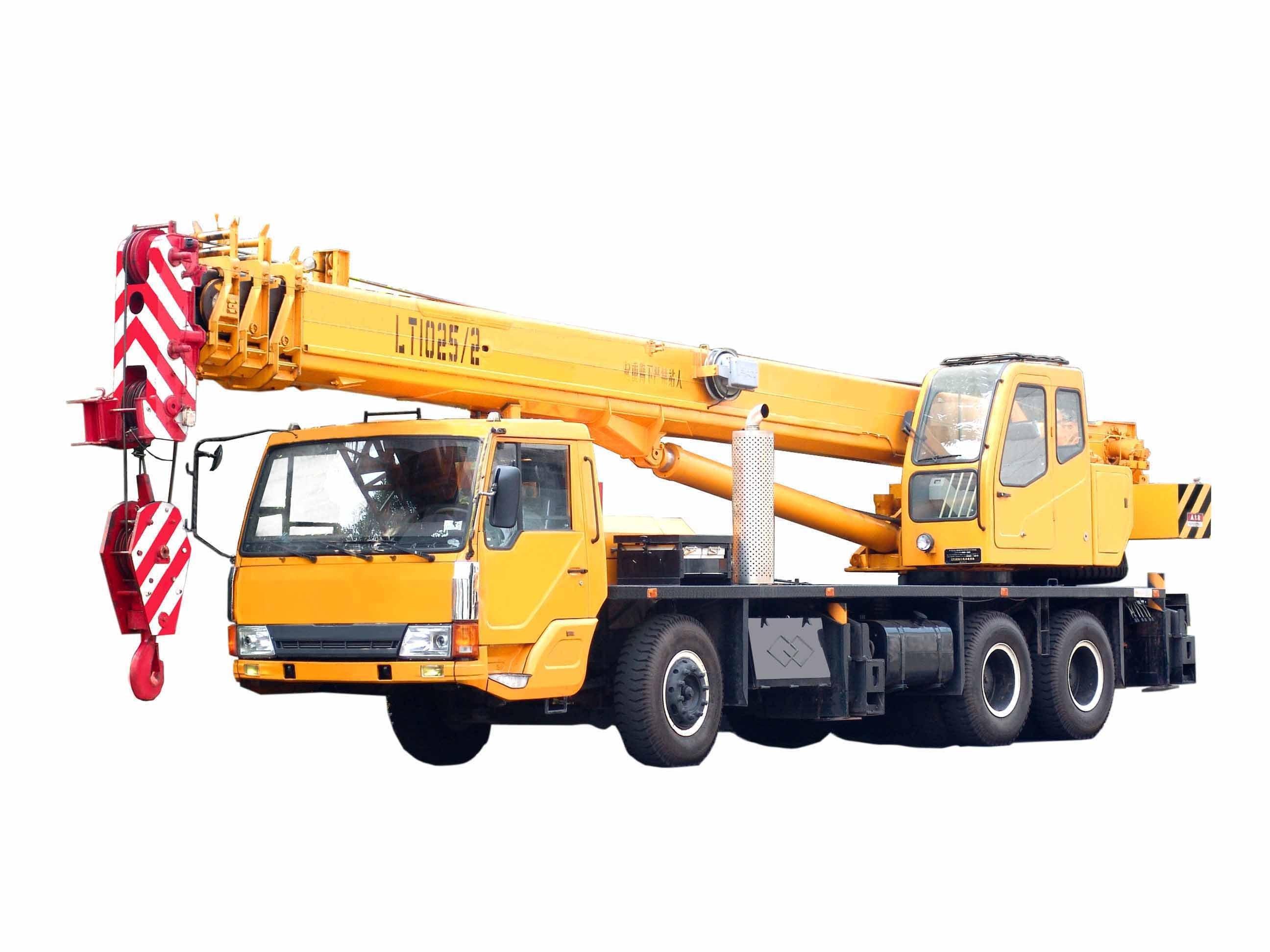 Mobile Crane Terminology : Mobile crane construction truck semi tractor ariel cranes
