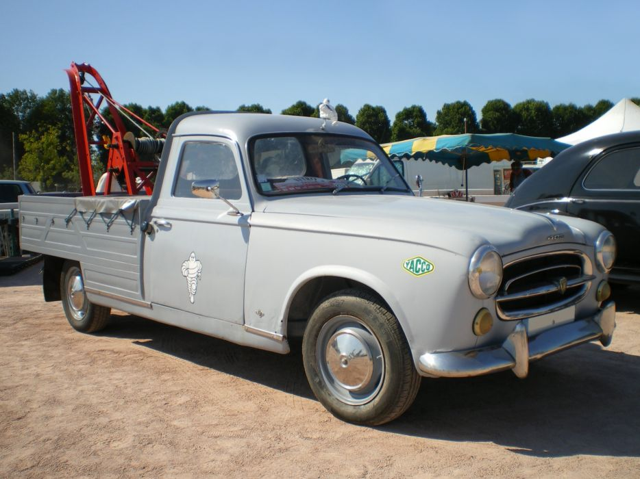PEUGEOT 403 classic cars french pickup wallpaper | 3264x2448 ...