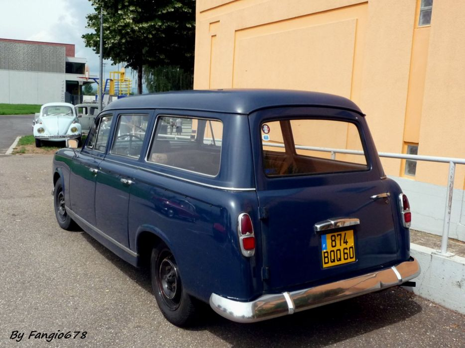 PEUGEOT 403 classic cars french wagon wallpaper
